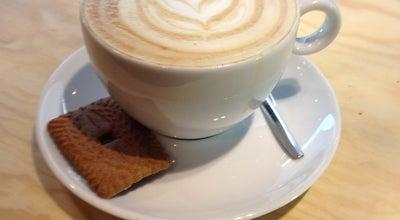 Photo of Coffee Shop Maurice Coffee Bar at Schoenmarkt 35, Antwerpen, Belgium