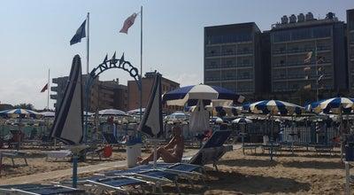Photo of Beach Bagni Enrico at Viale Trieste, Pesaro, Italy