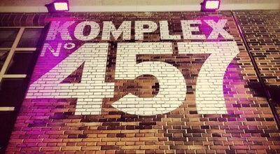 Photo of Music Venue Komplex 457 at Hohlstr. 457, Zürich 8048, Switzerland