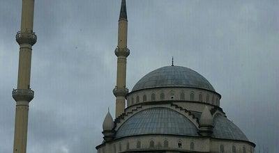 Photo of Mosque Sultançiftliği Merkez Cami at Cebeci Sultançiftliği İlköğretim Okulu Karşısı, istanbul 34265, Turkey