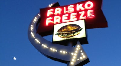 Photo of Burger Joint Frisko Freeze at 1201 Division Ave, Tacoma, WA 98403, United States