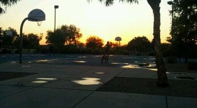 Photo of Playground Parkridge Park at 9734 W. Beardsley Rd., Peoria, AZ 85382, United States
