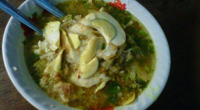 Photo of Asian Restaurant Soto Ayam Pak Rawi GOR Sidoarjo at Indonesia