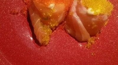 Photo of Sushi Restaurant Itsu Sushi Restaurant at Dubai Marina Walk, Dubai, United Arab Emirates
