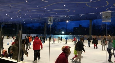 Photo of Skating Rink LeFrak Center at Lakeside at 171 East Dr, Brooklyn, NY 11225, United States
