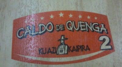 Photo of Brazilian Restaurant Caldo De Quenga 2 - Kuasi Kaipira at R. São Paulo, 1637, Santa Bárbara d'Oeste 13454-065, Brazil