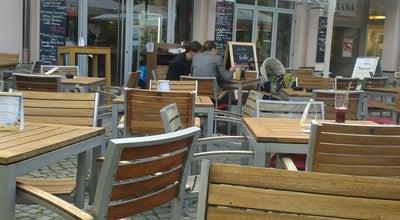Photo of Italian Restaurant Aposto at Waldstr. 57, Karlsruhe 76133, Germany