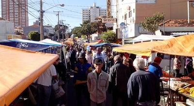 Photo of Farmers Market Feira Livre at Av. Manoel Goulart, Presidente Prudente, Brazil