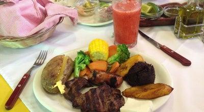 Photo of Argentinian Restaurant La Pampa Argentina at Boulevard Orden De Malta, Santa Elena, El Salvador