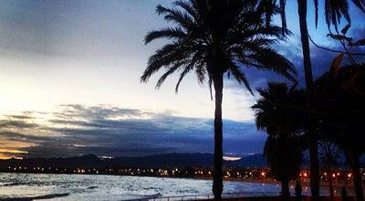 Photo of Beach Platja del Cavet at Cambrils, Spain