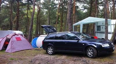 "Photo of Campground Camping ""STOGI"" nr 218 at Wydmy 9, Gdańsk, Poland"
