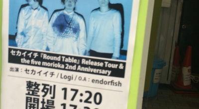 Photo of Rock Club the five morioka at 大通り一丁目11-12, 盛岡市 020-0022, Japan