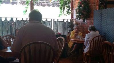 Photo of Italian Restaurant Sandra D's Garden Cafe at 1330 S Main St, Auburn, IN 46706, United States