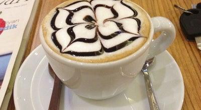 Photo of Coffee Shop Kahve Diyarı at .atatürk Cad. No:111/1, çerkezköy/Tekirdağ 59500, Turkey