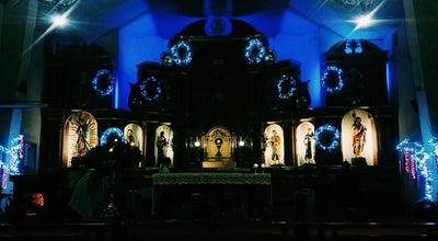 Photo of Church St John the Baptist Church at Calamba City, Philippines