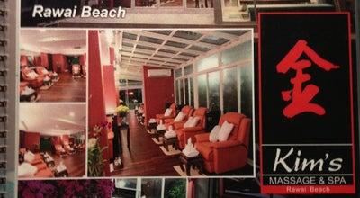 Photo of Massage Kim's Massage & Spa Rawai Beach at Thailand