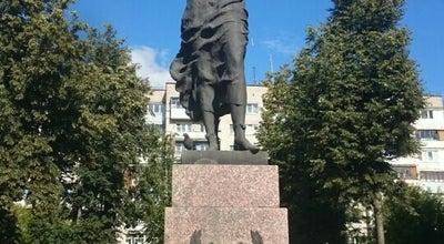 Photo of Monument / Landmark Памятник Варенцовой at Просп. Ленина, 114, Иваново, Russia