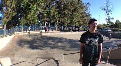 Photo of Skate Park Centennial Skatepark at santa ana, CA, United States