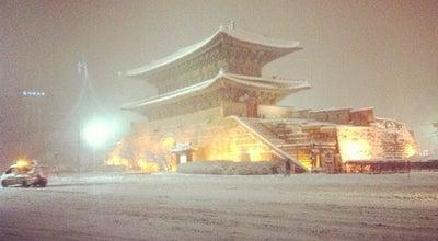 Photo of Monument / Landmark 흥인지문 (興仁之門) at 종로구 종로 288, 서울특별시 03119, South Korea