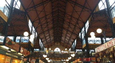 Photo of Market Great Hall at Budapest, Hungary
