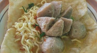 Photo of Asian Restaurant Bakso dan mie ayam ROMA at Danguran, Klaten Selatan, Indonesia