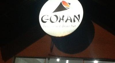Photo of Japanese Restaurant Gohan Temakeria E Sushi Bar at Rua Sete De Setembro, 1882 - Centro, Altamira, Brazil
