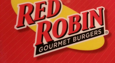 Photo of Burger Joint Red Robin Gourmet Burgers at 2465 Southlake Mall, Merrillville, IN 46410, United States
