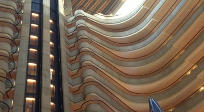 Photo of Hotel Atlanta Marriott Marquis at 265 Peachtree Center Avenue, Atlanta, GA 30303, United States