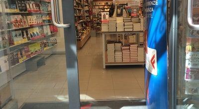 Photo of Bookstore La Feltrinelli at Italy