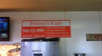 Photo of Breakfast Spot Jimmys Cafe at 411 Se 25th Ave, Mineral Wells, TX 76067, United States