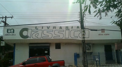 Photo of Bookstore Livraria Classica at Coaracy Nunes, Macapá, Brazil