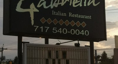 Photo of Italian Restaurant Gabriella Italian Ristorante at 3907 Jonestown Rd, Harrisburg, PA 17109, United States