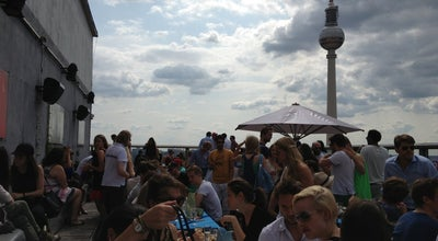 Photo of Roof Deck Roof Garden | house of weekend at Alexanderstr. 7, Berlin Mitte 10178, Germany