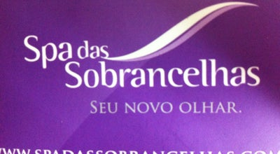 Photo of Spa Spa das Sombrancelhas at Av. Nossa Senhora Do Carmo, Betim, Brazil
