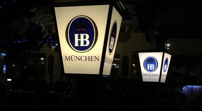 Photo of Beer Garden Hofbräuhaus Wandsbek at Hamburg, Germany