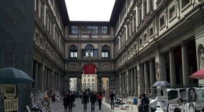 Photo of Plaza Piazzale degli Uffizi at Piazzale Degli Uffizi, Firenze 50122, Italy