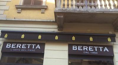 Photo of Bakery Beretta Il Fornaio at Via Pietro Boldoni, 15, Como 22100, Italy