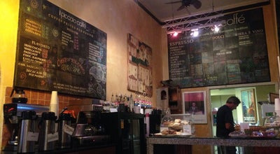 Photo of Coffee Shop Il Piccolo Cafe at 1219 Broadway, Burlingame, CA 94010, United States