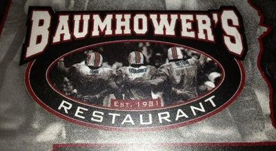 Photo of Sports Bar Baumhower's Restaurant at 4250 Balmoral Dr Sw, Huntsville, AL 35801, United States