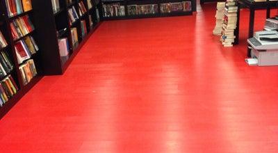 Photo of Bookstore Kırmızı Kedi Kitabevi at İzmir, Turkey
