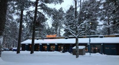 Photo of French Restaurant Bistro Le Garage at Umedalsallén 15, Umeå 903 64, Sweden