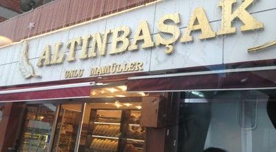 Photo of Bakery Altınbaşak Unlu Mamulleri at Eski Sanayi Yolu, Tekirdağ, Turkey