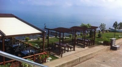 Photo of Cafe Fener Mahallesi Sosyal Tesisi at Karadeniz Sahil Yolu Üzeri, Rize 53100, Turkey