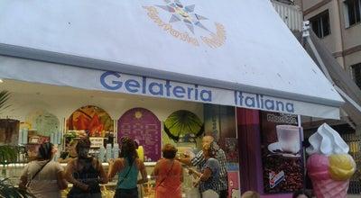 Photo of Ice Cream Shop Gelateria Italiana at Almería, Spain