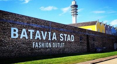 Photo of Mall Batavia Stad Fashion Outlet at Bataviaplein 60, Lelystad 8242 PN, Netherlands