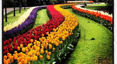 Photo of Park Keukenhof at Stationsweg 166a, Lisse 2161 AM, Netherlands
