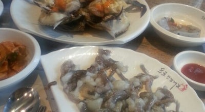 Photo of Seafood Restaurant 프로간장게장 at 서초구 강남대로7길 9, 서울특별시 137-903, South Korea