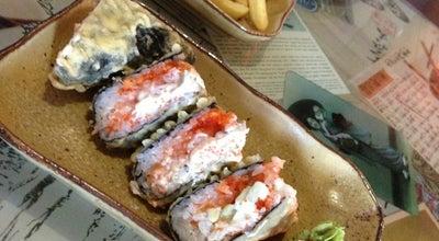 Photo of Sushi Restaurant Нияма at Тц Вавилон,б-р Цанова, 8, Tver', Russia