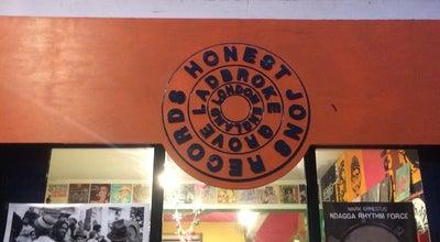Photo of Record Shop Honest Jons at 278 Portobello Rd., North Kensington W10 5TE, United Kingdom