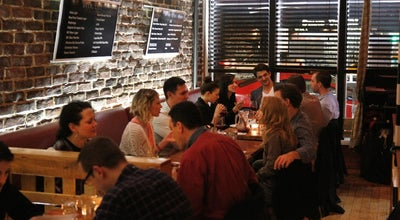 Photo of Middle Eastern Restaurant Au Za'atar at 188 Avenue A, New York, NY 10009, United States